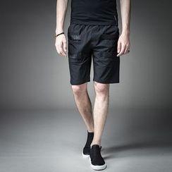 T Empire - 純色短褲