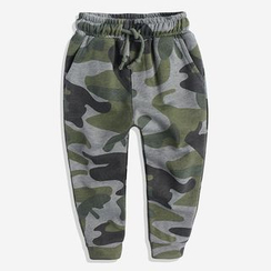 Happy Go Lucky - Kids Camouflage Pants