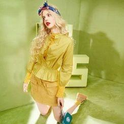 ELF SACK - A-Line Skirt