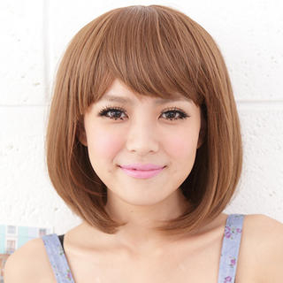 Clair Beauty - Short Full Wig - Straight