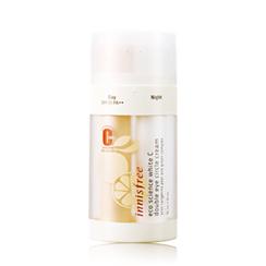 Innisfree - Eco Science White C Double Eye Circle Cream 20ml