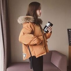 lilygirl - Batwing Padded Jacket