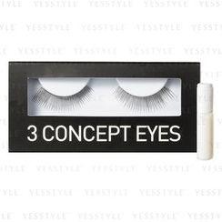 3 CONCEPT EYES - Eye Lash (#11)