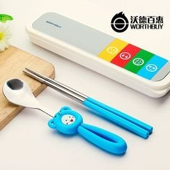 Worthbuy - Cartoon Cutlery Set