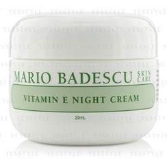 Mario Badescu - Vitamin E Night Cream (For Dry or Sensitive Skin Types)