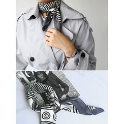 STYLEBYYAM - Patterned Scarf