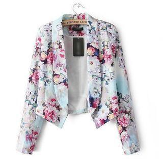 JVL - Floral Blazer