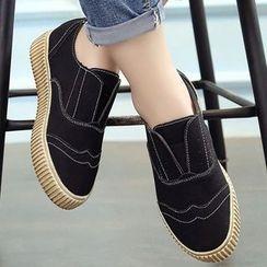 QQ Trend - Platform Loafers