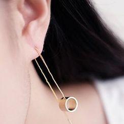 Kulala - Non-Matching Threader Earrings