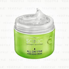 Scinic - All Day Fine Pore Aqua Cream