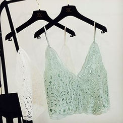 Apalili - Lace Camisole Top