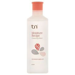 tn - Moisture Recipe Cleansing Water (Combination and Dry Skin) 200ml
