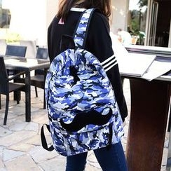 Crystal - Printed Backpack
