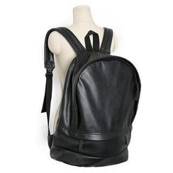 REDOPIN - Faux-Leather Backpack