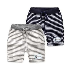 lalalove - Kids Striped Shorts