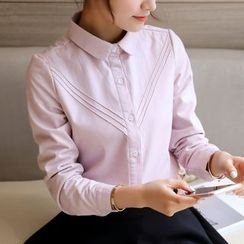 Colorful Shop - Long-Sleeve Shirt