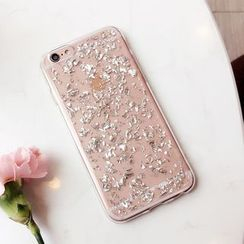 SEGEL - Glitter Case for iPhone 5 / 6 / 6 Plus / 7 / 7 Plus