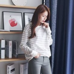 Envy Look - Long-Sleeve Striped Pullover