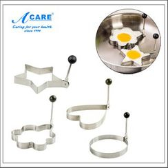 Acare - Stainless Steel Egg Mold