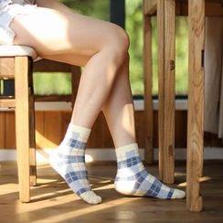 Socka - Pair of 4: Patterned Socks