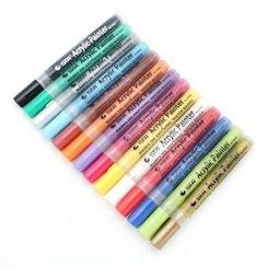 Chise - Permanent Marker Pen Set
