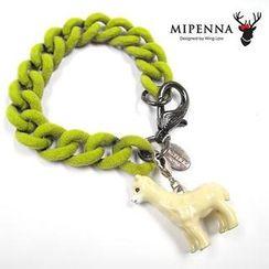 MIPENNA - Velvet Alpaca - Bracelet