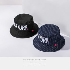 Newin - Embroidered Bucket Hat