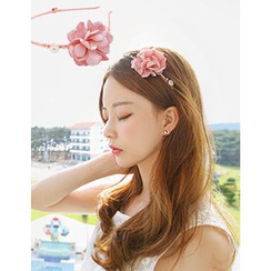 soo n soo - Flower Head Band