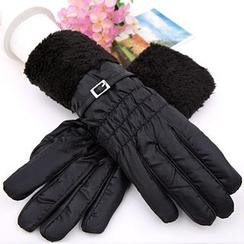 Leann - Belted Gloves