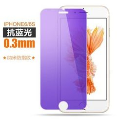 RERIS - Tempered Glass Protective Film - iPhone 6 / 6 Plus