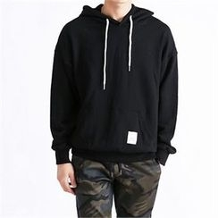 THE COVER - Kangaroo-Pocket Hooded Top