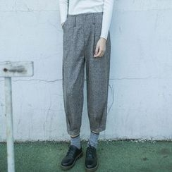 DK Yannie - Cropped Tapered Pants