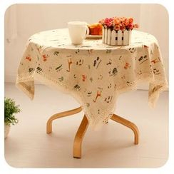 Momoi - Animal Print Table Cloth