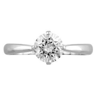 Glamagem - Eternity Ring (Four-Prong Classic Model)