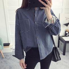 efolin - 条纹衬衫
