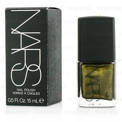 NARS - Nail Polish - #Mash (Army green infused with gold)