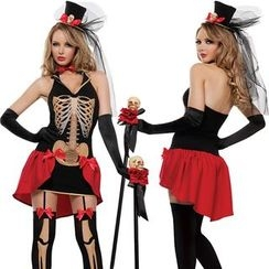 Gembeads - Halloween Party Costume
