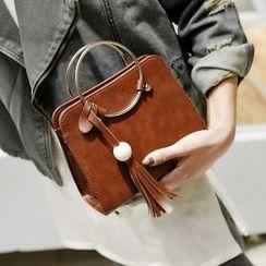 Rosanna Bags - Tasseled Shoulder Bag