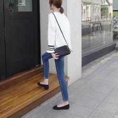 mimi&didi - Washed Slim-Fit Jeans