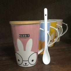 ALITE - Animal Print Mug
