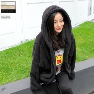 DL jini - Fleece Zip-Up Hoodie