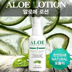 TOSOWOONG - Aloe Lotion 100ml
