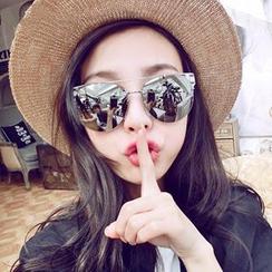 Sunny Eyewear - 圆形太阳眼镜