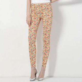 59 Seconds - Floral Print Leggings