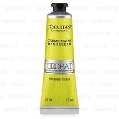 L'Occitane - Cedrat Hand Cream