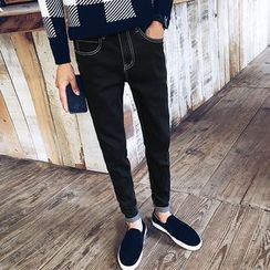 Mitouomo - Slim Fit Jeans