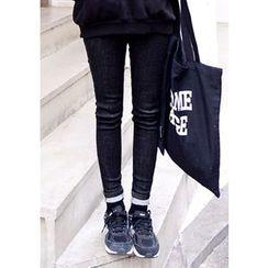 DEEPNY - Plain Skinny Jeans