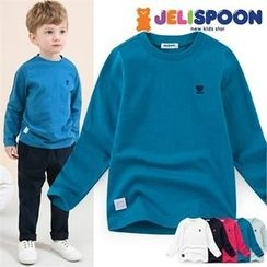 JELISPOON - Kids Colored T-Shirt