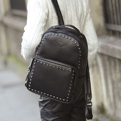 BagBuzz - Studded Backpack