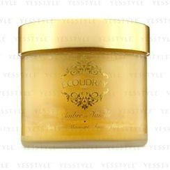 E Coudray - Ambre and Vanille Bath and Shower Foaming Cream